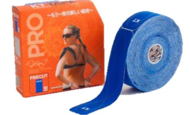 世界初!!合成繊維100%の素材で開発されたキネシオロジーテープ